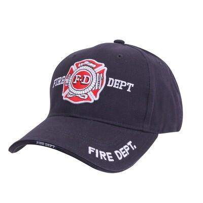 FIRE DEPARTMENT LOW PRO CAP