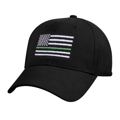 THIN GREEN LINE LOW PRO CAP