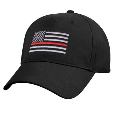 THIN RED LINE LOW PRO CAP