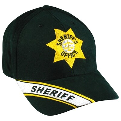 SHERIFF 3D STRETCHABLE WINTER CAP