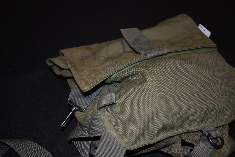 M40/M42 GAS MASK BAG