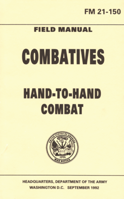 Combatives Hand-To-Hand Combat
