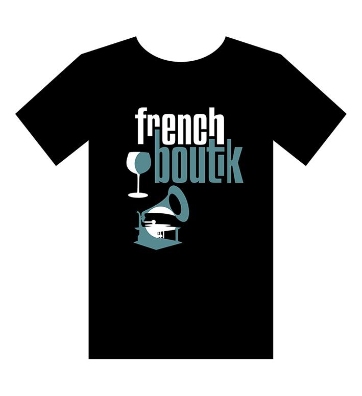 T-Shirt Black & Grey + Intl Ship (Women S,M, L,XL,XXL/Men S,M,L,XL,XXL) - see sizing info