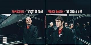 Split Vinyl Single French Boutik & Popincourt Chantent The Jam (includes shipping)