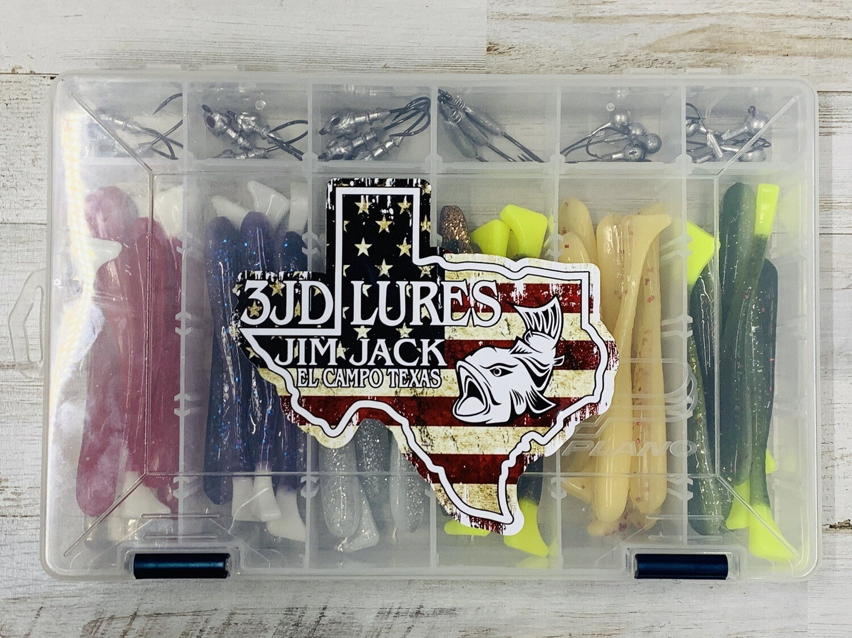 3JD & SaltyHead Box