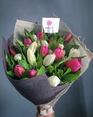Ramo 20 Tulipanes