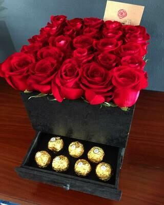 Fortuna - Caja de Rosas