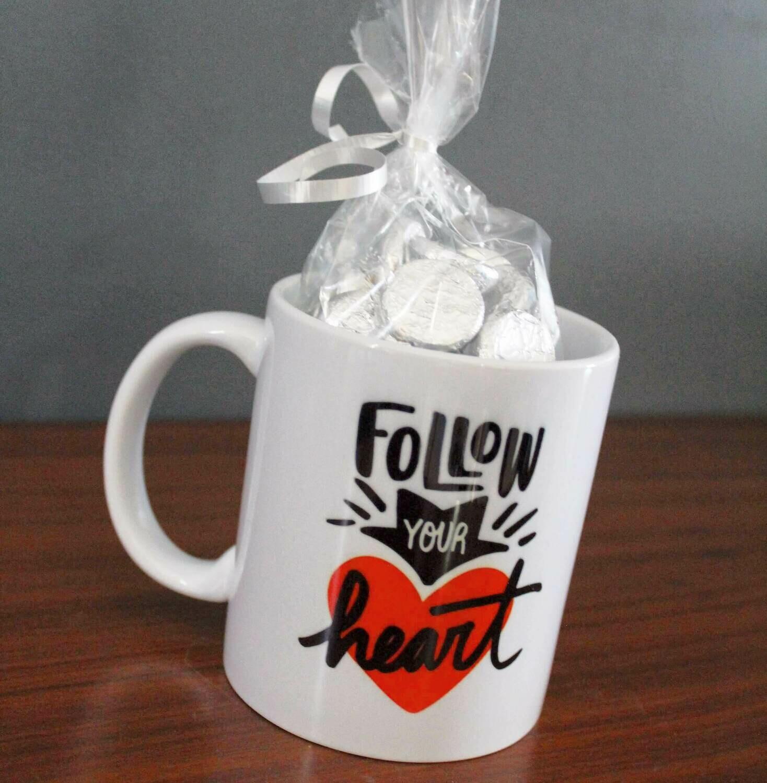 Taza Follow your Heart