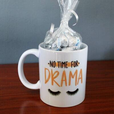 Taza No Time for DRAMA