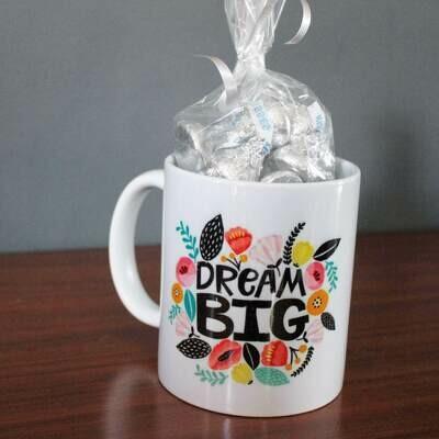 Taza Dream Big