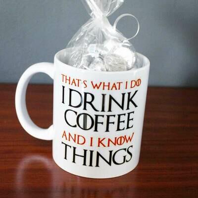 Taza Drink Coffee