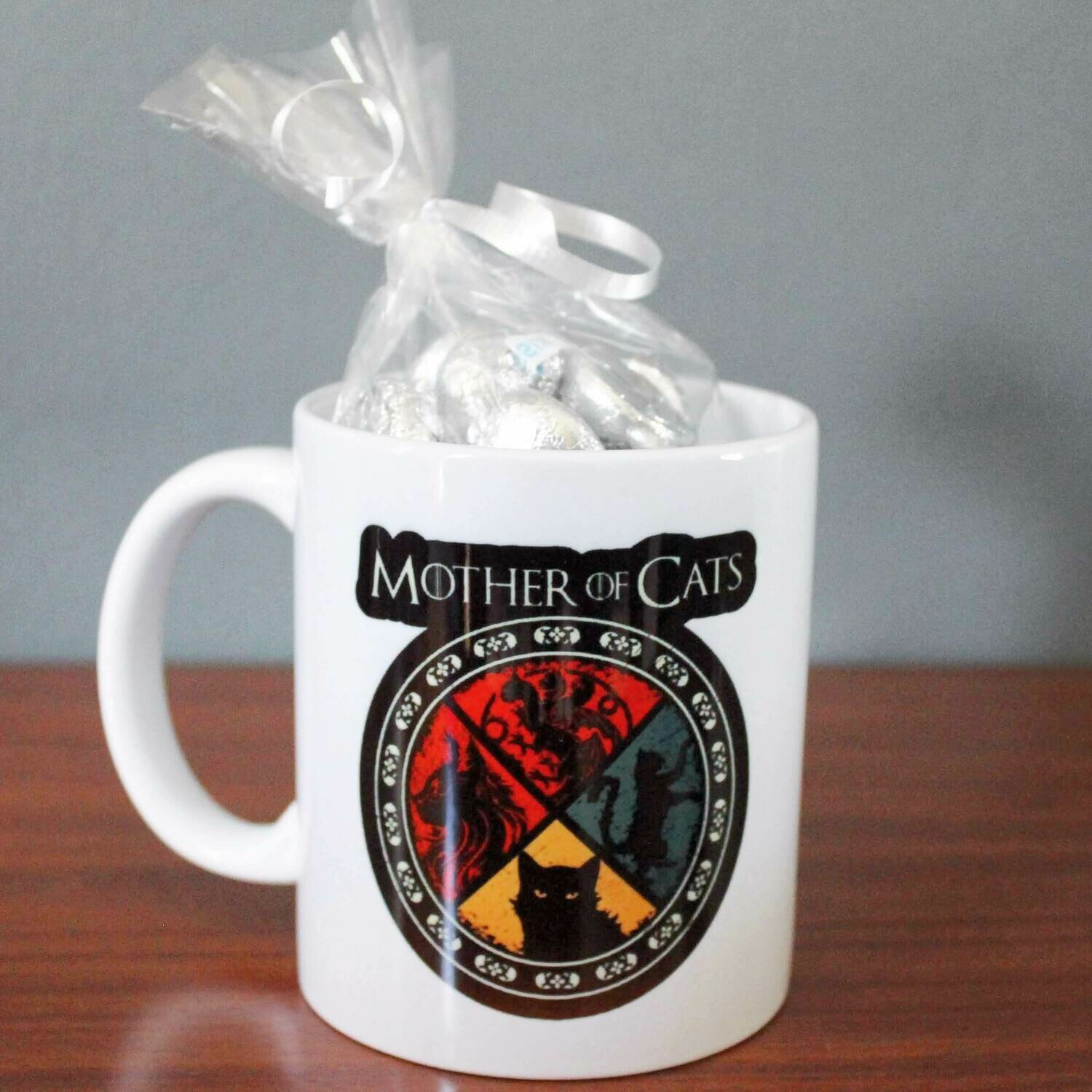 Taza Mother of Cats