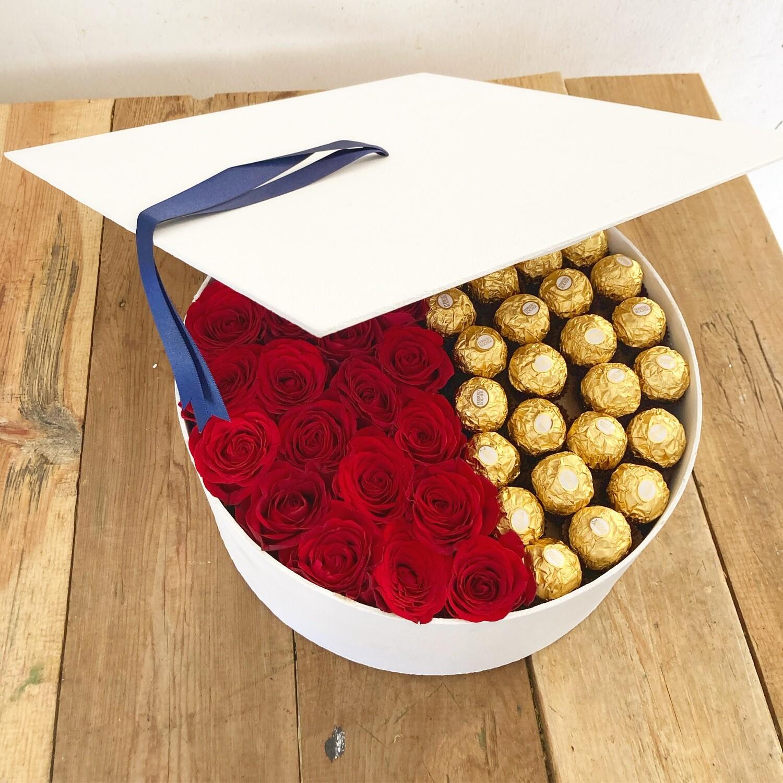 Graduación Rosas y Chocolates