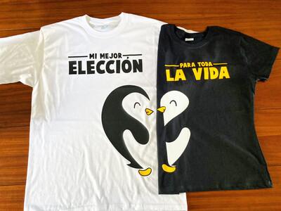 Amor pingüino 🐧