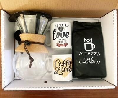 Café Máster - Chemex Box