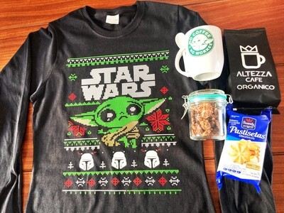 Baby Yoda Holidays