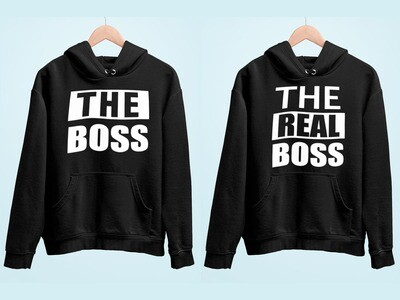 The Real Boss 😎
