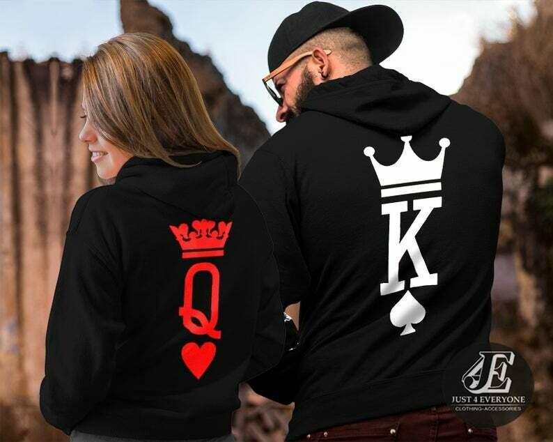 Queen 👸 & King 🤴