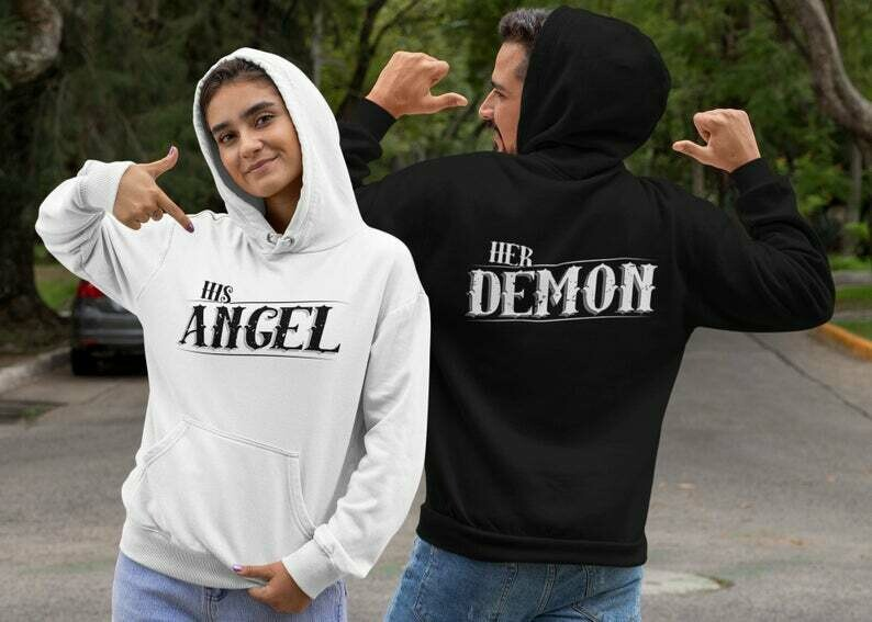 Angel 😇 & Demonio 😈