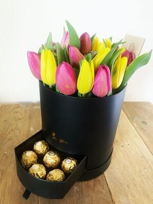 Mitra - 20 Tulipanes
