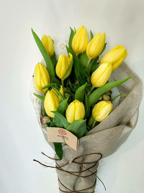 Decena de Tulipanes