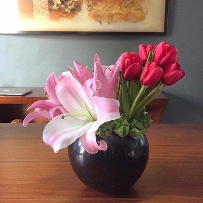 Pandora - Tulipanes y Orientales