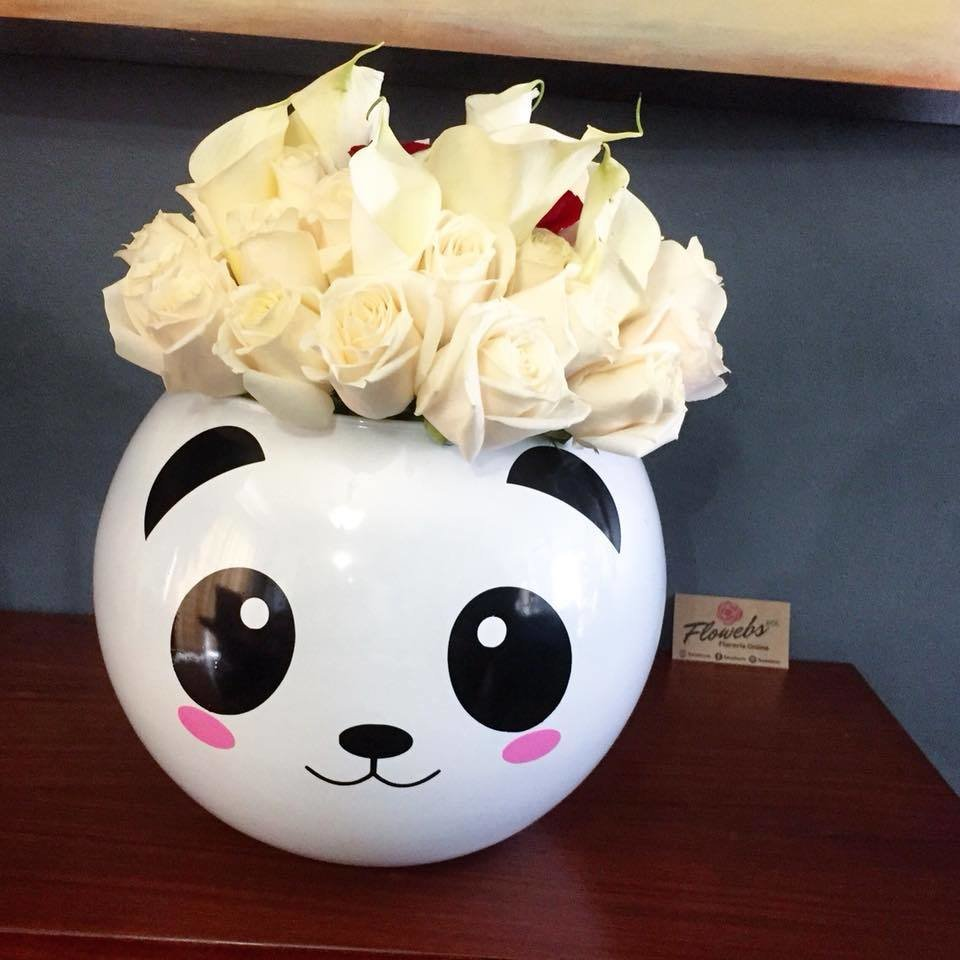 Panda #emotiflor