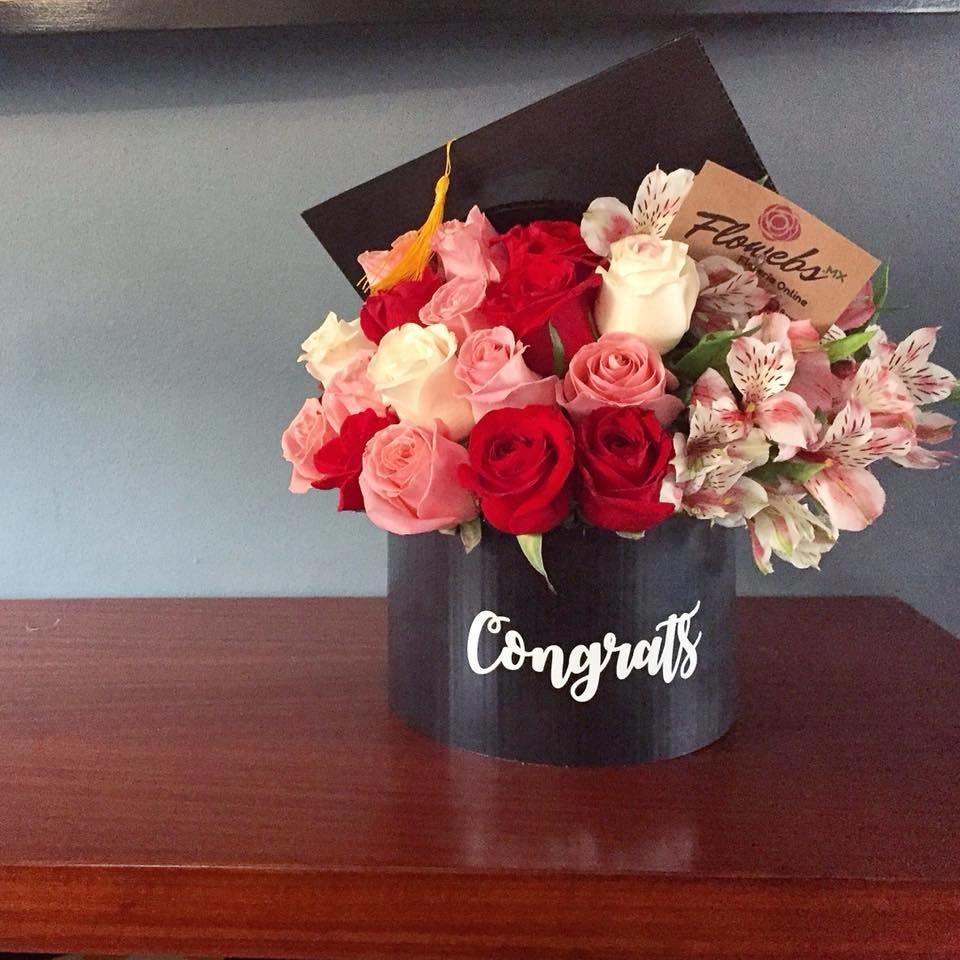 Graduación con Rosas
