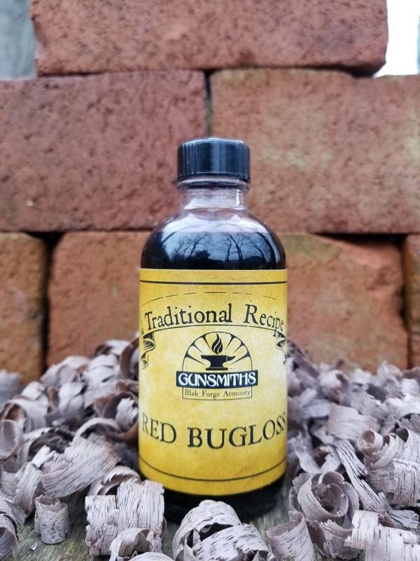 Red Bugloss spirit stain