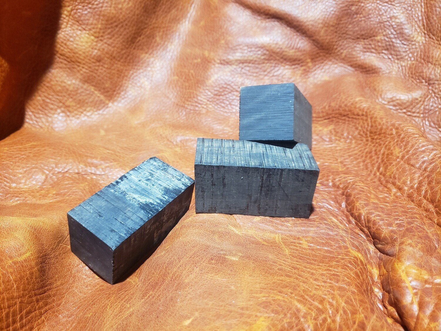 Ebony Block, Small