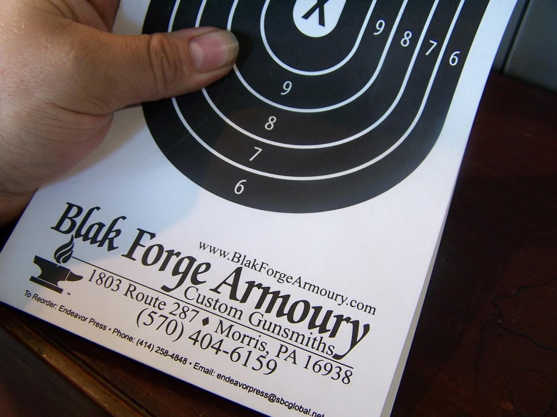 BFA Targets 25pk