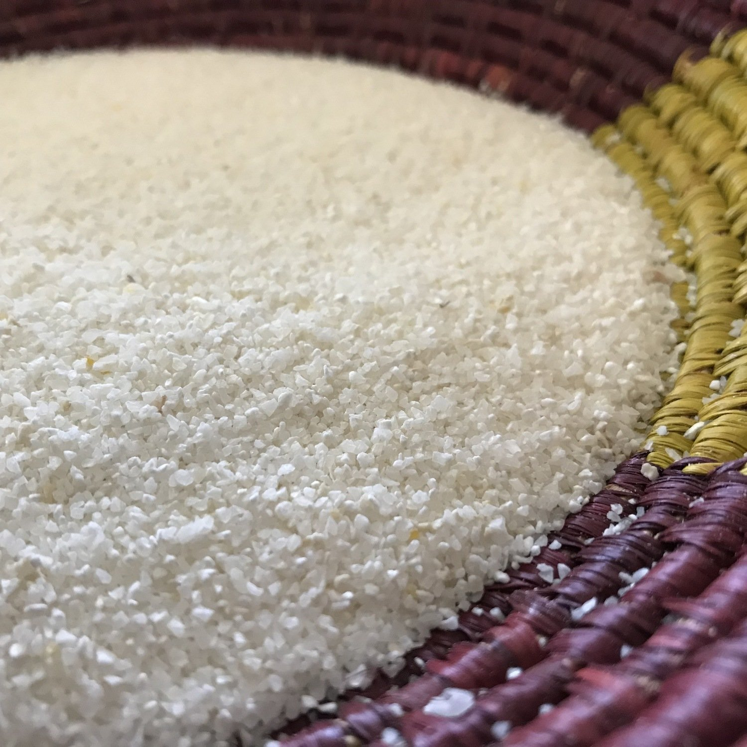 Donate a Christmas gift of 10kg of posho (ground corn) to an artisan's family