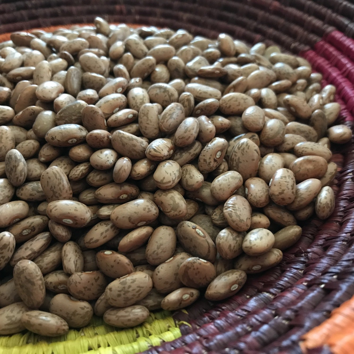 Donate a Christmas gift of 10kg dried beans to an artisan's family