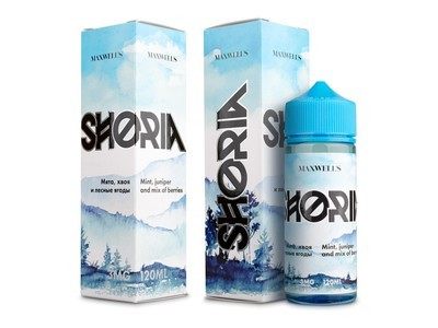 ЖИДКОСТЬ MAXWELLS: SHORIA 120ML