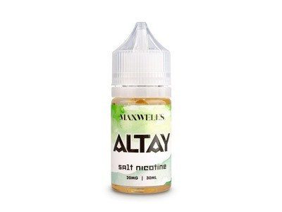 ЖИДКОСТЬ MAXWELLS: ALTAY SALT 30ML