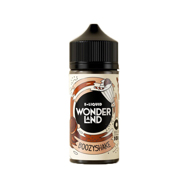 WONDERLAND: BOOZYSHAKE 100ML