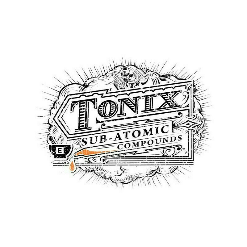ЖИДКОСТЬ TONIX SALT BY ELEMENT: BLOODY ORANGE 30 ML