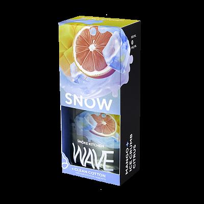 ЖИДКОСТЬ SMOKE KITCHEN WAVE: SNOW WAVE 100ML