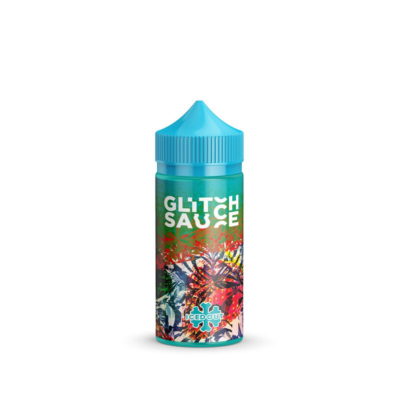 GLITCH SAUCE: RATATOUILLE ICED OUT 100ML