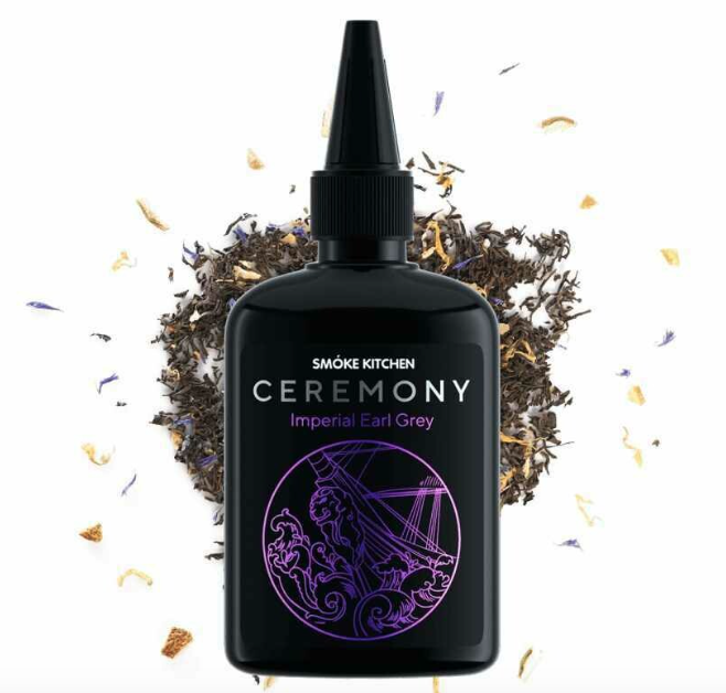 ЖИДКОСТЬ SMOKE KITCHEN CEREMONY: IMPERIAL EARL GREY 100ML