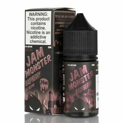 JAM MONSTER SALT: RASPBERRY JAM 30ML