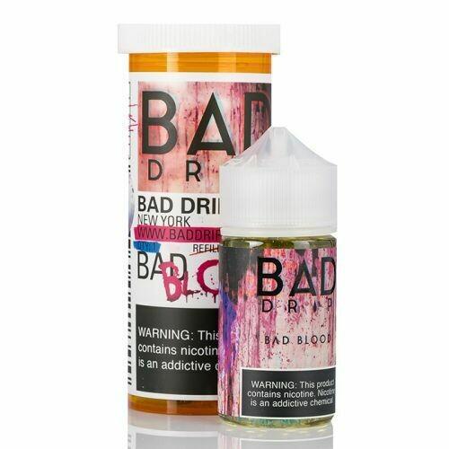 ЖИДКОСТЬ BAD DRIP: BAD BLOOD 60ML