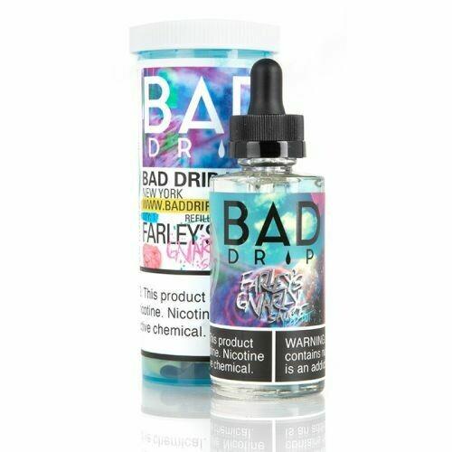 ЖИДКОСТЬ BAD DRIP: FARLEY'S GNARLY SAUCE ICED OUT 60ML