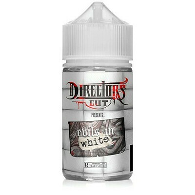 ЖИДКОСТЬ DIRECTORS CUT: EVILS IN WHITE 60ML