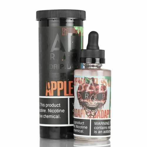 ЖИДКОСТЬ BAD DRIP: BAD APPLE 60ML