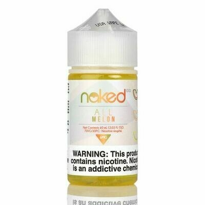ЖИДКОСТЬ NAKED: ALL MELON 60ML