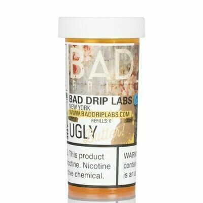 ЖИДКОСТЬ BAD DRIP SALTS: UGLY BUTTER   30ML