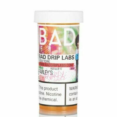 ЖИДКОСТЬ BAD DRIP SALTS: FARLEY'S GNARLY SAUCE 30ML