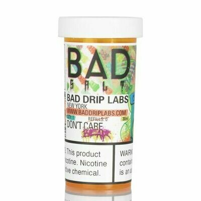 ЖИДКОСТЬ BAD DRIP SALTS: DON'T CARE BEAR 30ML