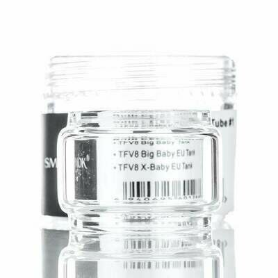 TFV8: BUBBLE GLASS (СТЕКЛО)